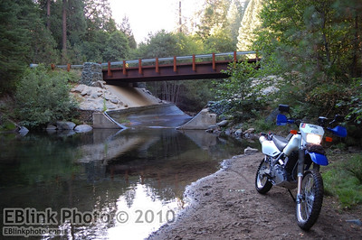 Blue Creek in Calaveras County, CA